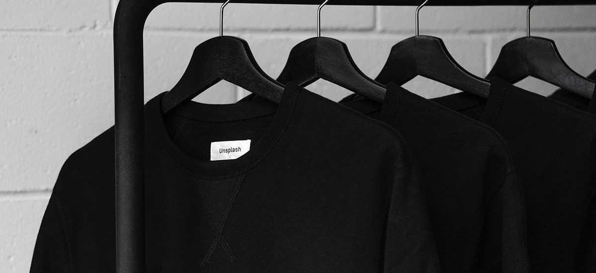 50 shades of black: Confessions of a non-fashionista