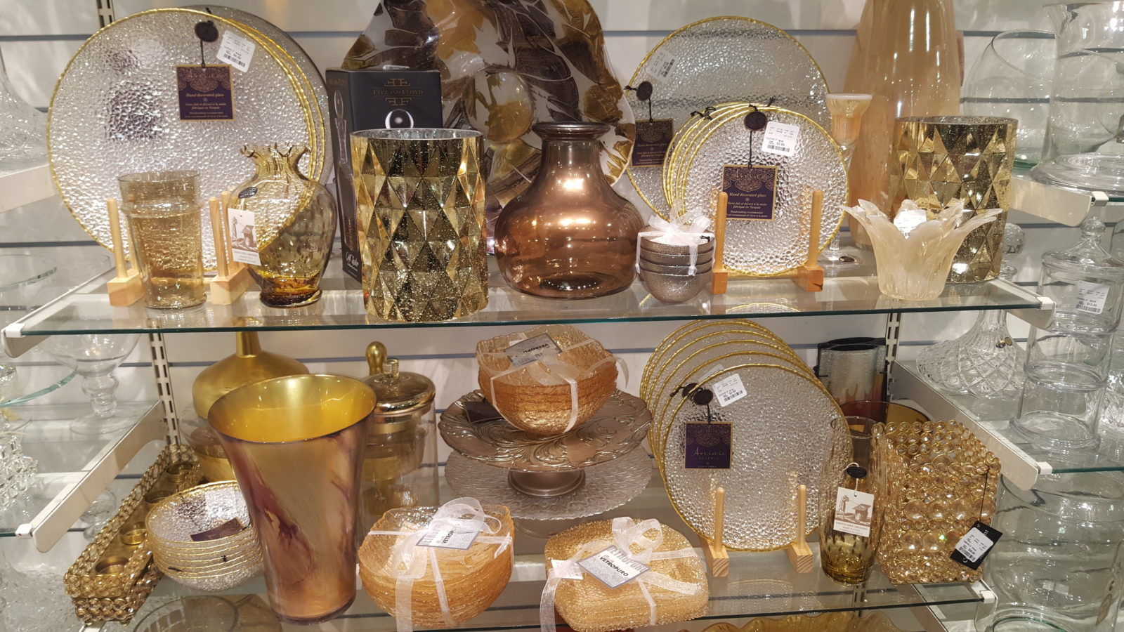 Home Goods:  More Stuff I Don't Need But Who Cares?