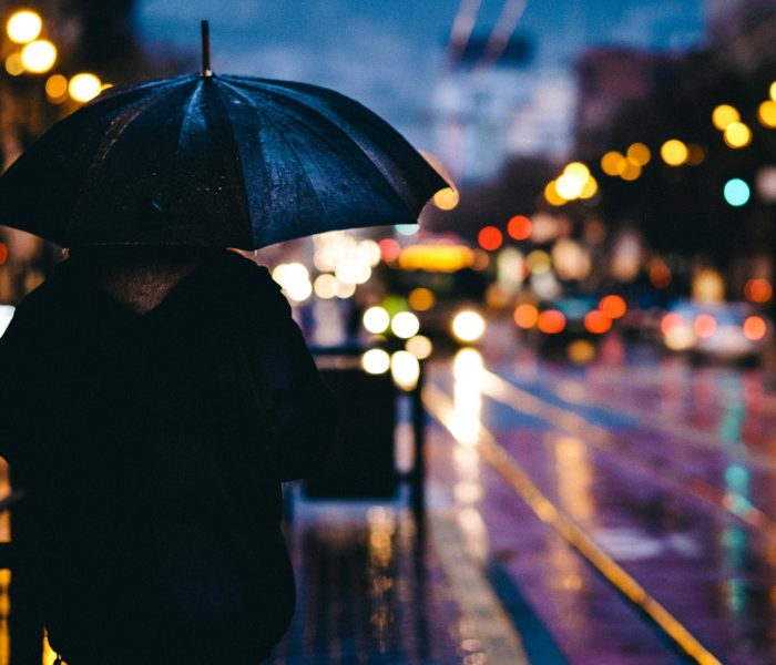 Pluviophile:  Just Call Me A Rain Dancer