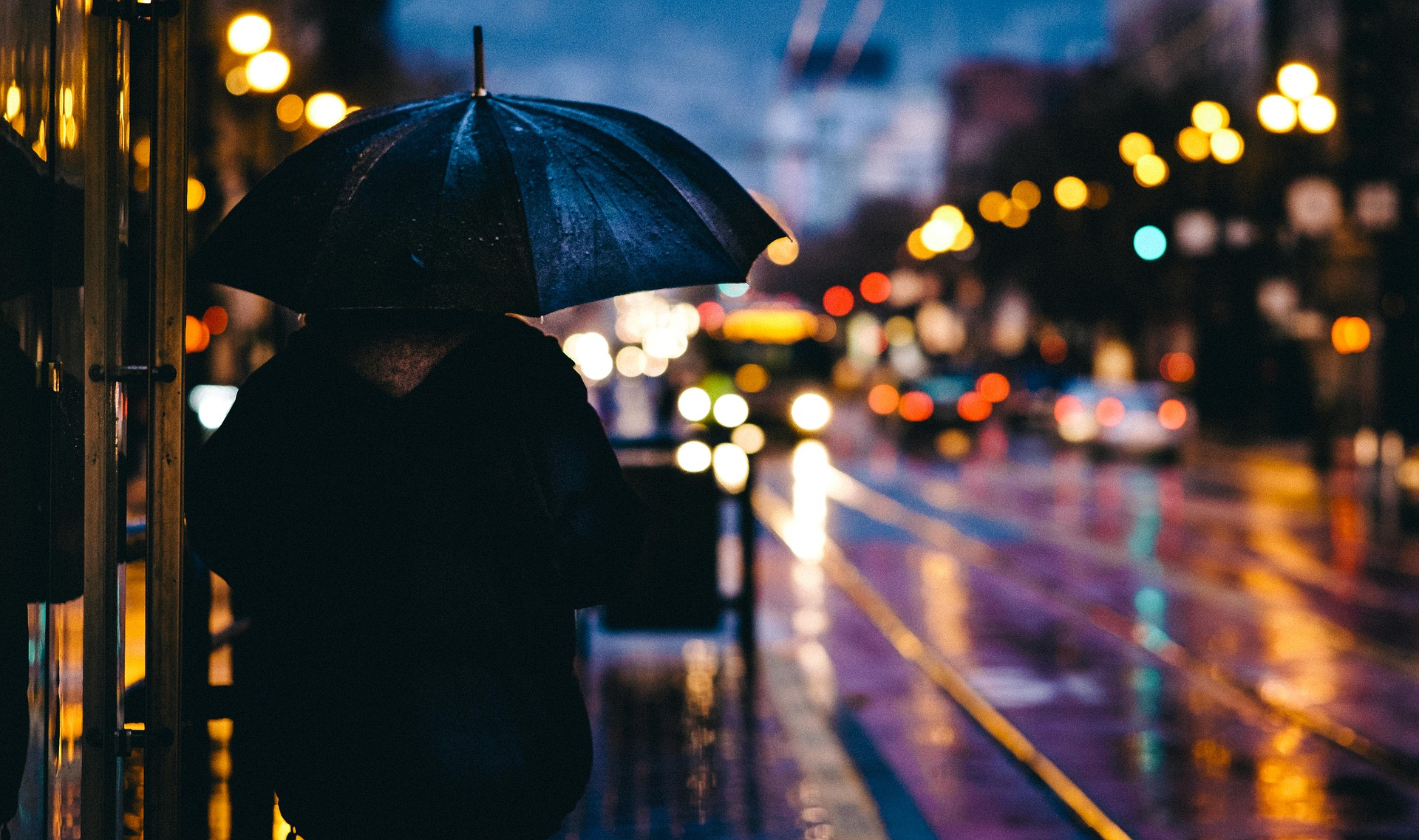 Pluviophile:  Just Call Me A Rain Dancer