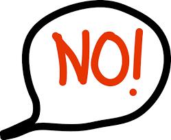 Grow A Backbone: 3 Reasons Why Saying NO Feels SO Good!