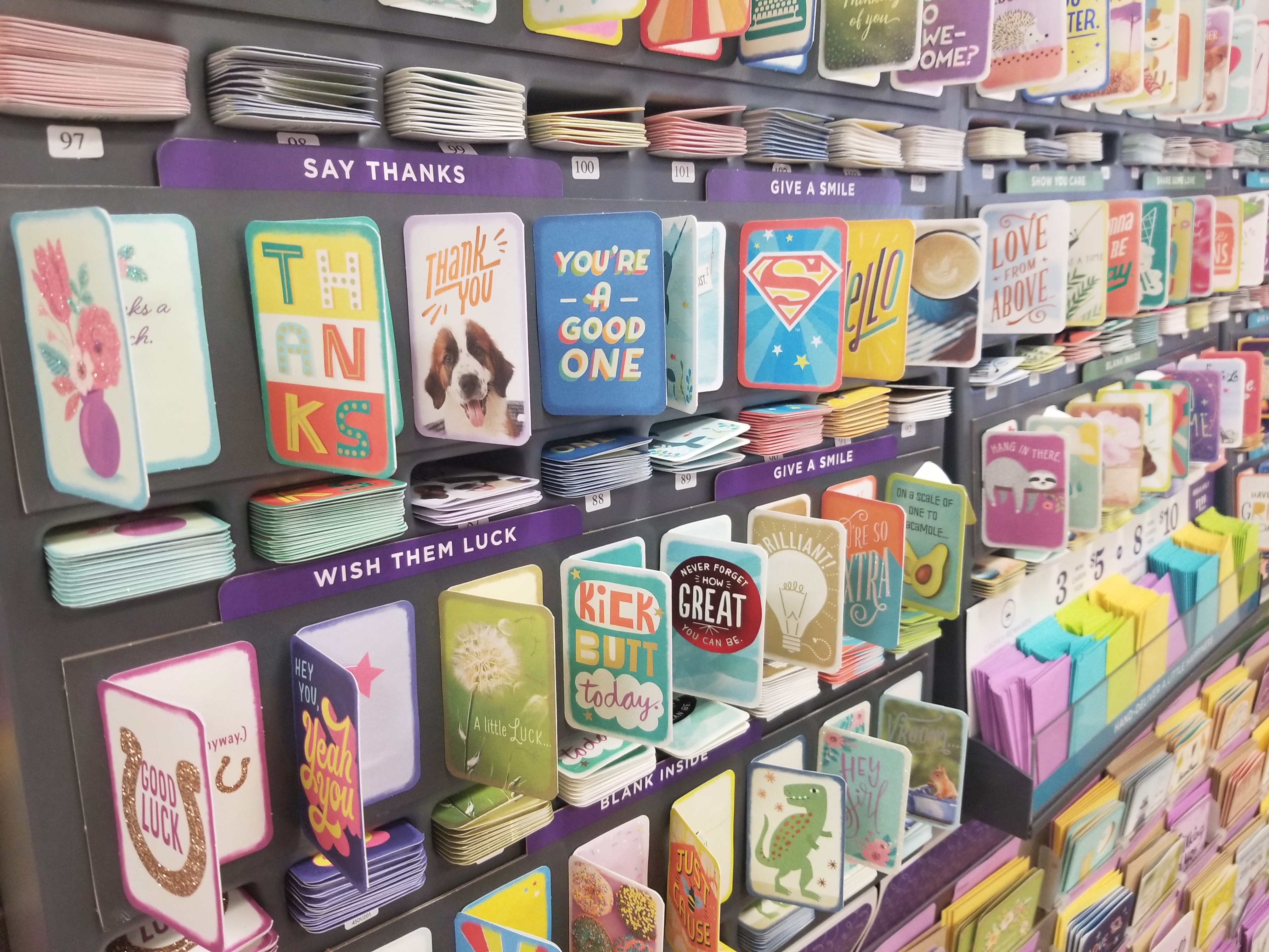 Hung Up On Hallmark:  Why Giving Cards Is Still A Good Thing