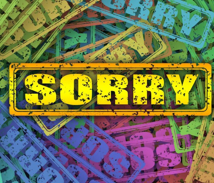 "Sorry Not Sorry: How To Quit Saying ""I'm Sorry"" Out Of Habit"