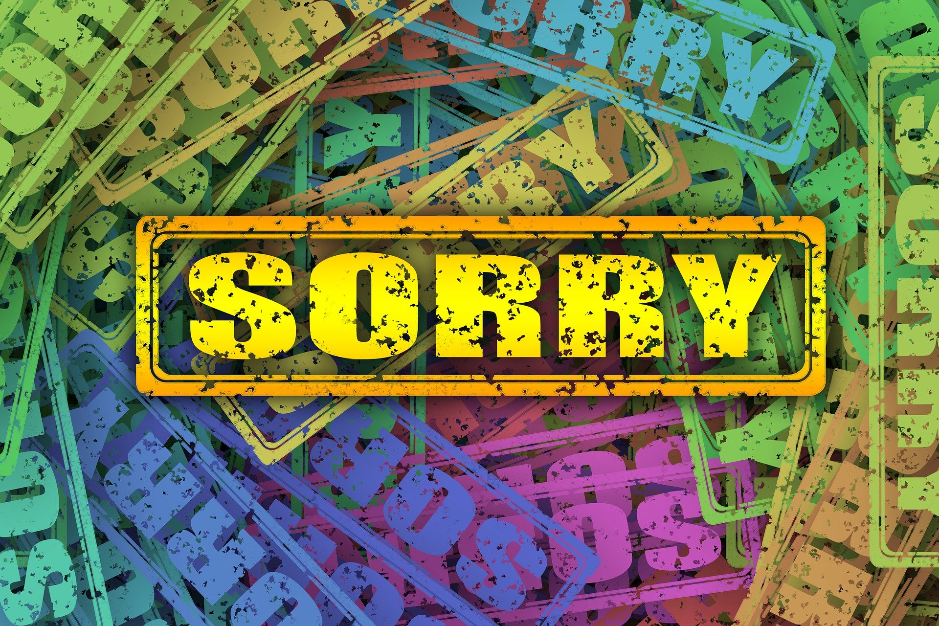 """Sorry Not Sorry: How To Quit Saying """"I'm Sorry"""" Out Of Habit"""